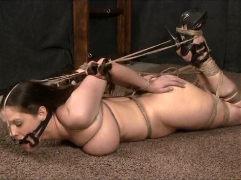 Fabulous breast tied Dazey